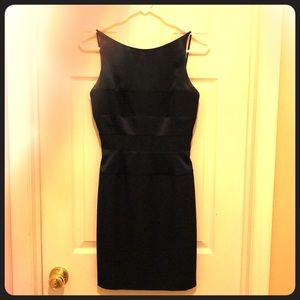 Semi formal navy dress